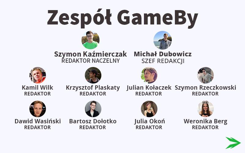 Zespół GameBy.pl