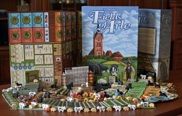 Pola Arle- GameBy.pl