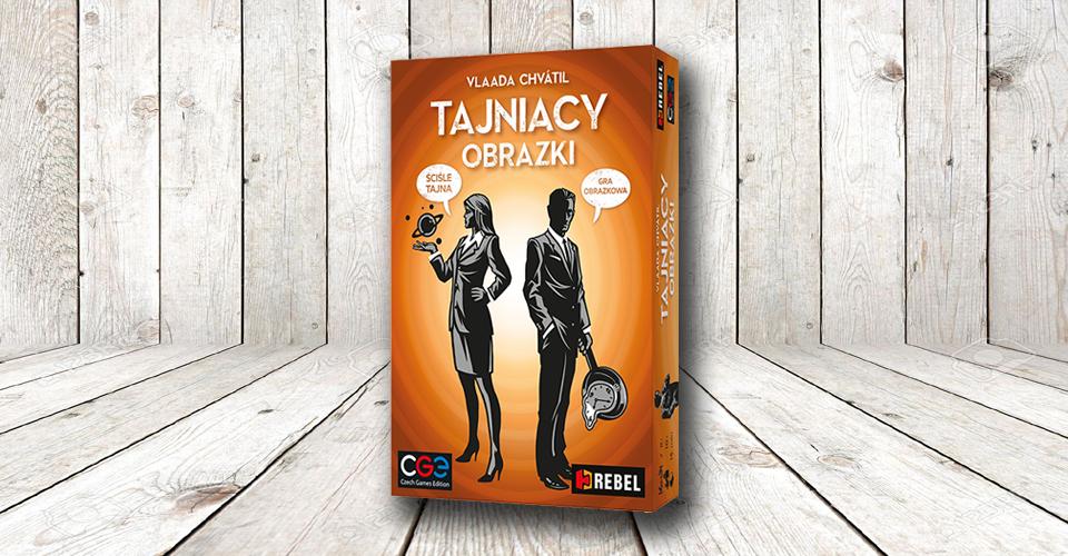 Tajniacy: Obrazki - GameBy.pl