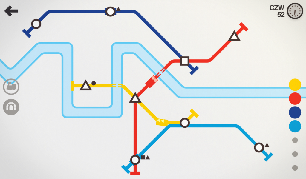 Mini Metro - GameBy.pl