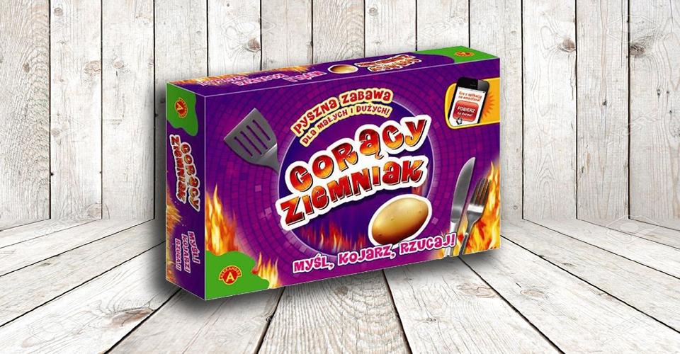 Gorący Ziemniak - GameBy.pl
