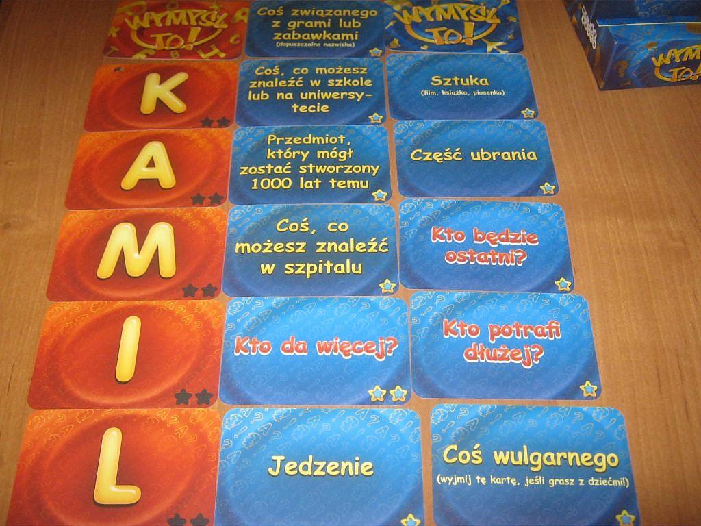 Wymyśl To! -GameBy.pl