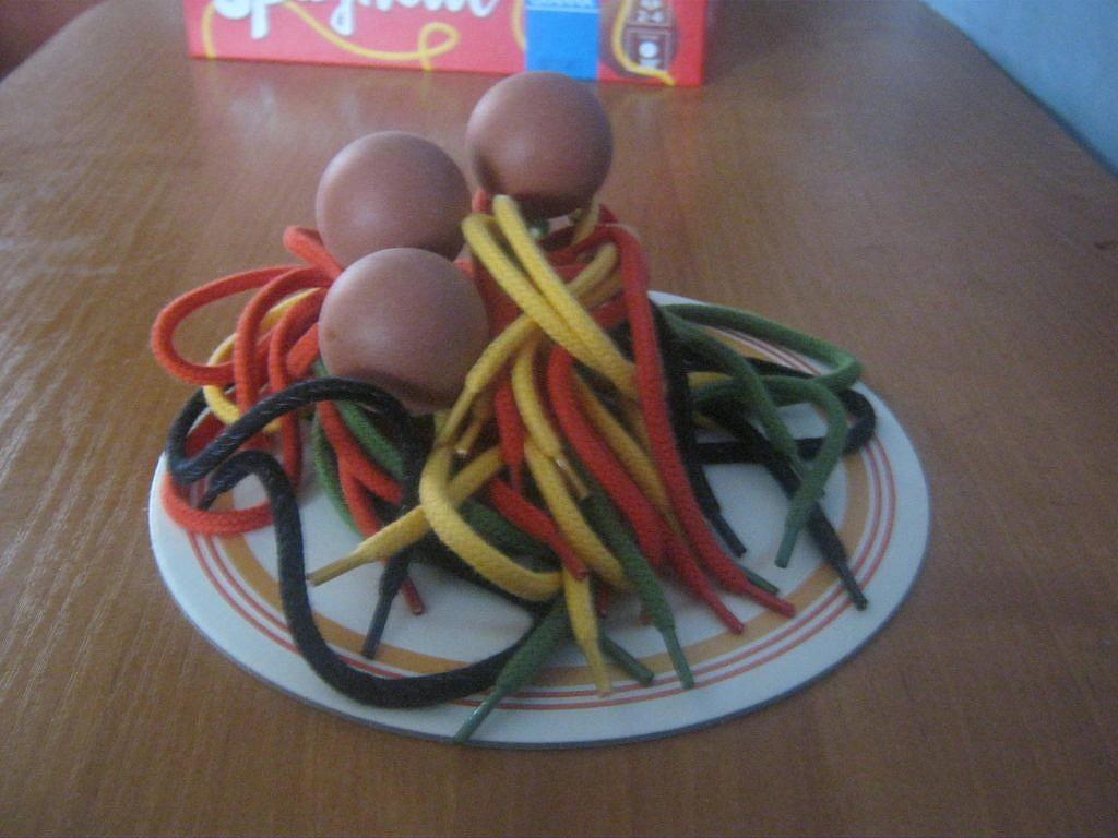 Spaghetti - GameBy.pl