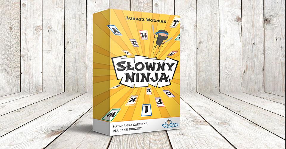 Słowny Ninja - GameBy.pl