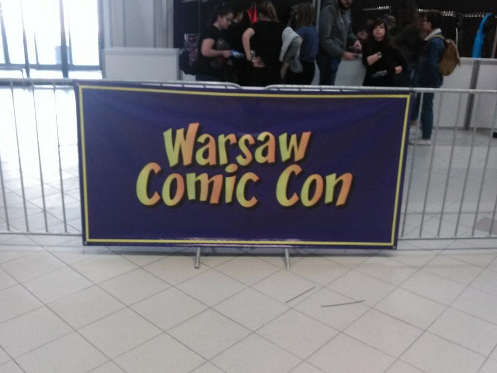 Warsaw Comic Con - GameBy.pl