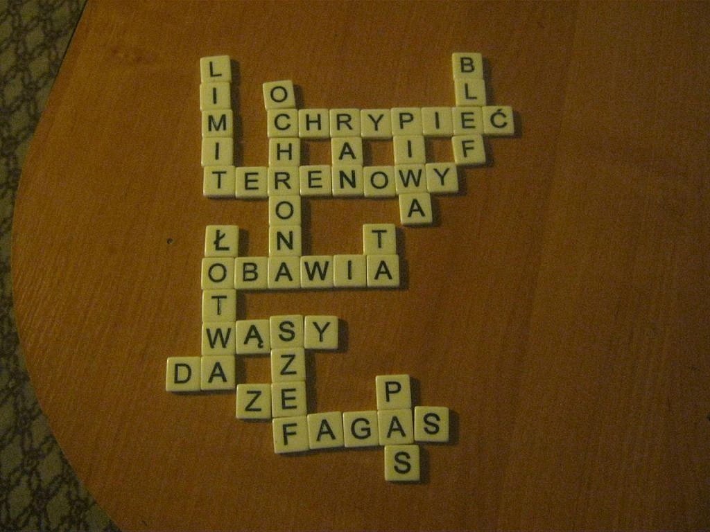 Bananagrams - GameBy.pl