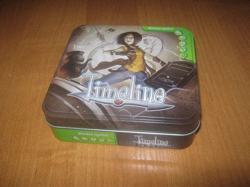 Timeline: Wiedza Ogólna - GameBy.pl