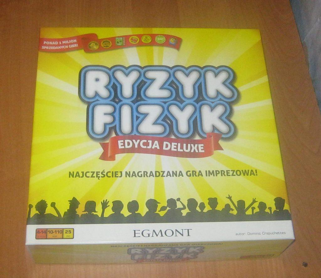 Ryzyk Fizyk - GameBy.pl