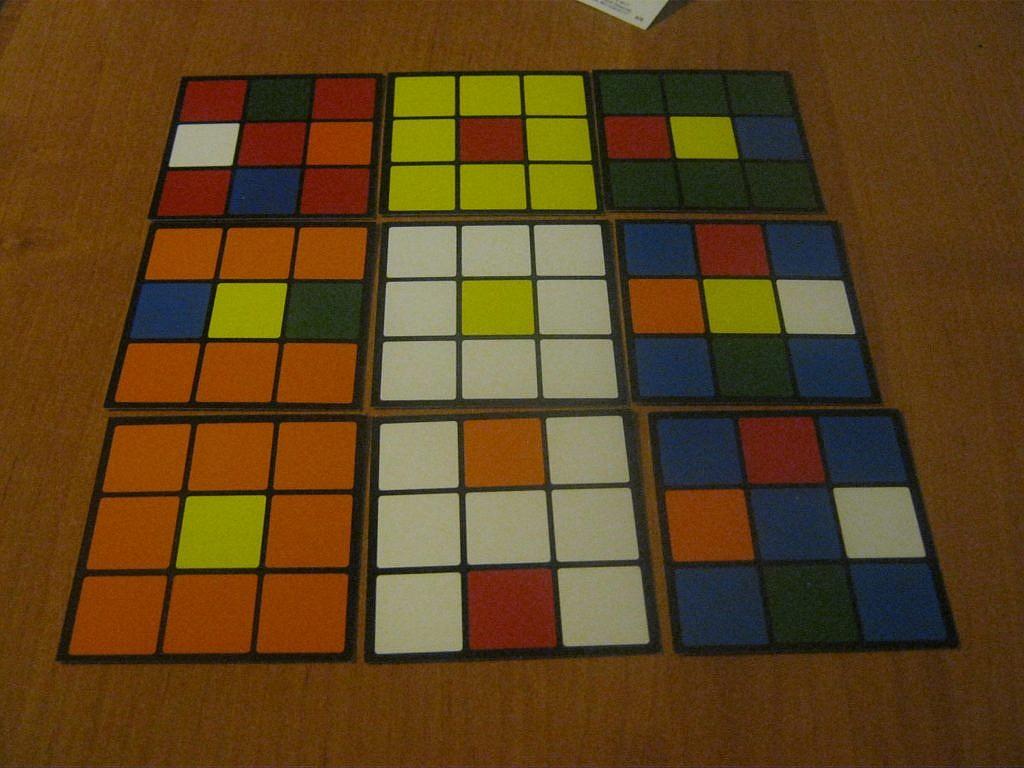 Rubik Battle - gra planszowa - recenzja GameBy.pl