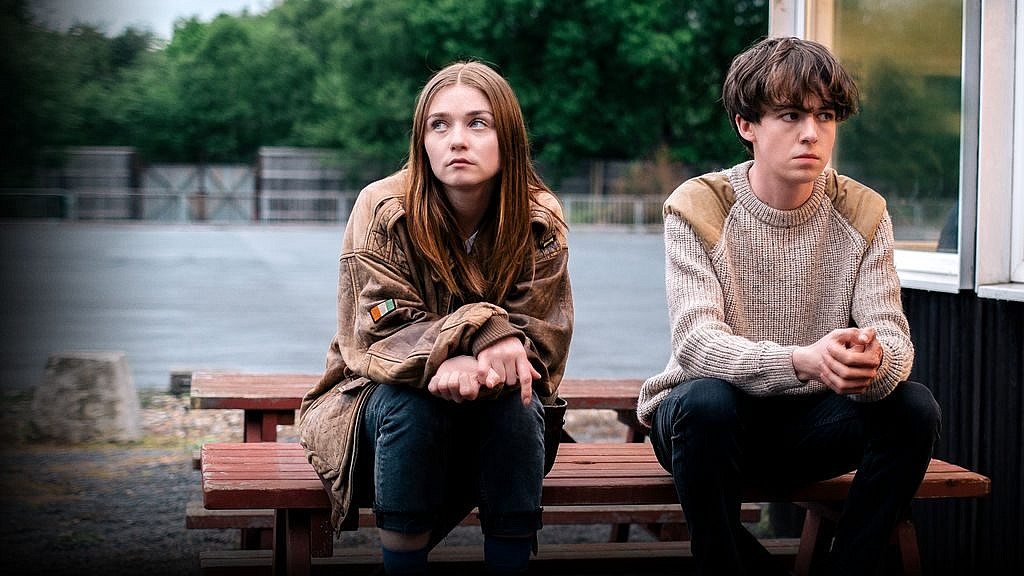 The End Of The F***ing World - Gameby.pl