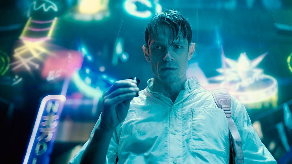 Altered Carbon - Gameby.pl