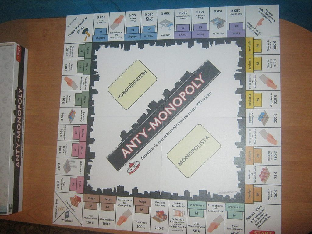 Anty Monopoly - GameBy.pl