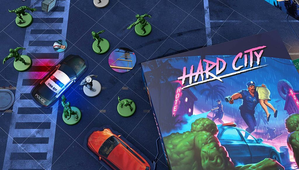 Hard City - GameBy.pl