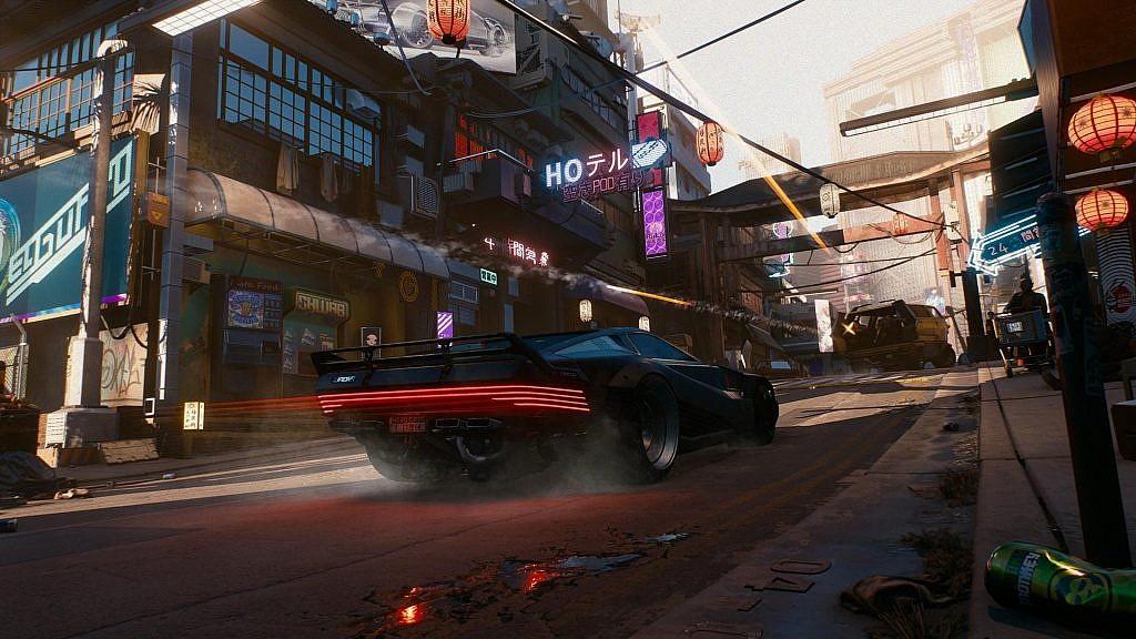 Cyberpunk 2077 - GameBy.pl