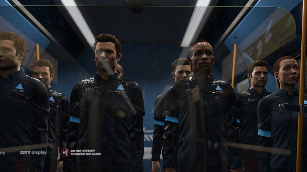 Detroit: Become Human - GameBy.pl