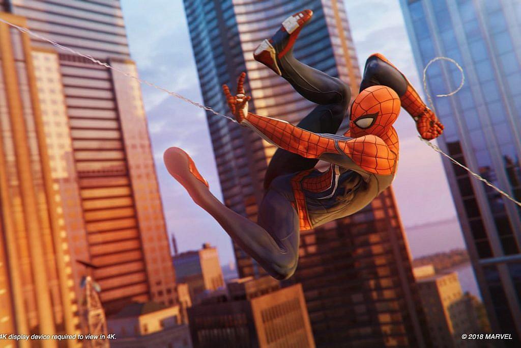 Marvel's Spiderman - Gameby.pl