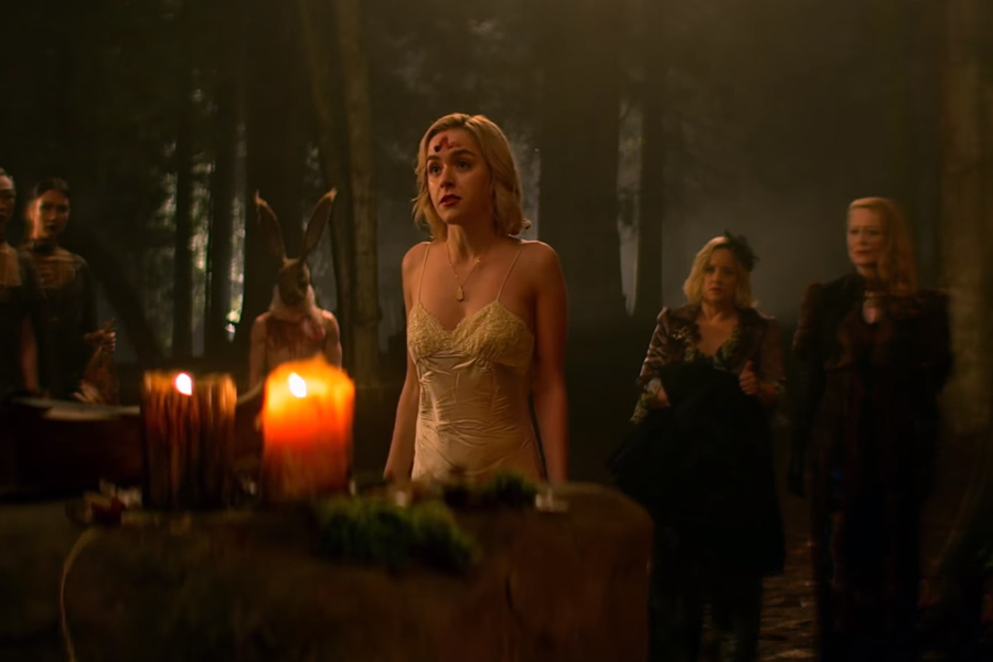 Chilling adventures of Sabrina- Gameby.pl