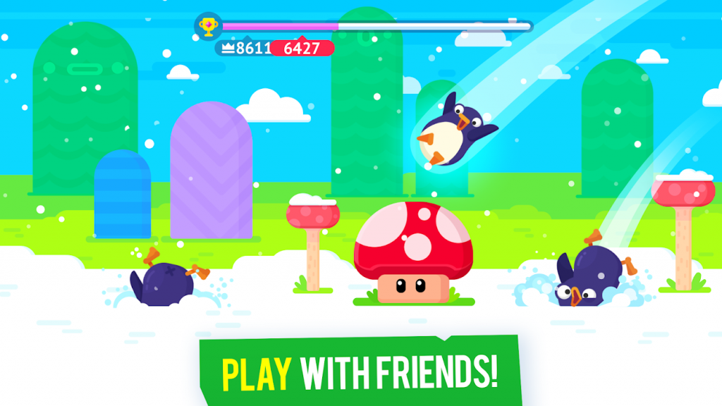Bouncemasters - GameBy.pl