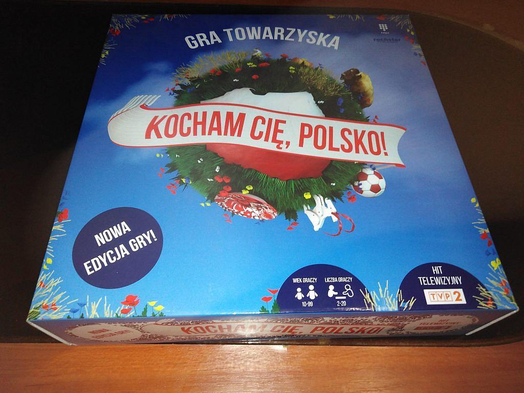 Kocham Cię Polsko