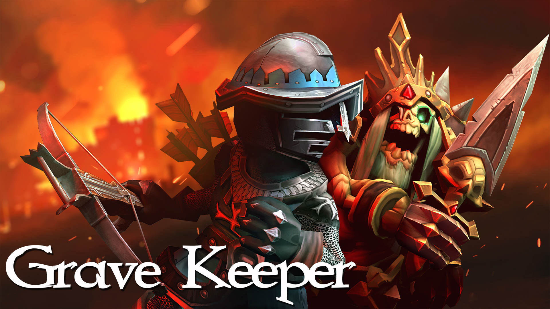 Grave Keeper - GameBy.pl