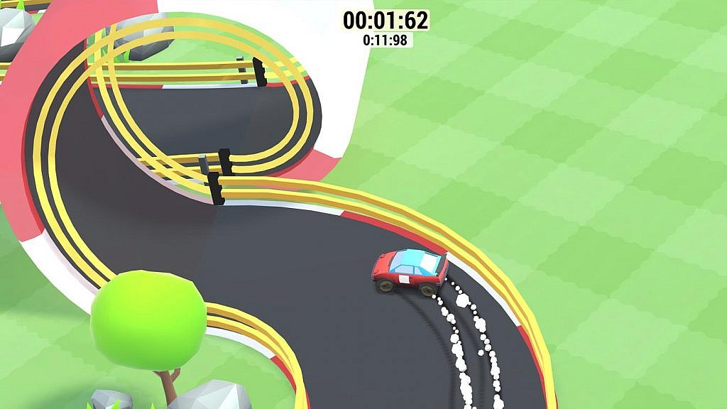 Best Rally - GameBy.pl