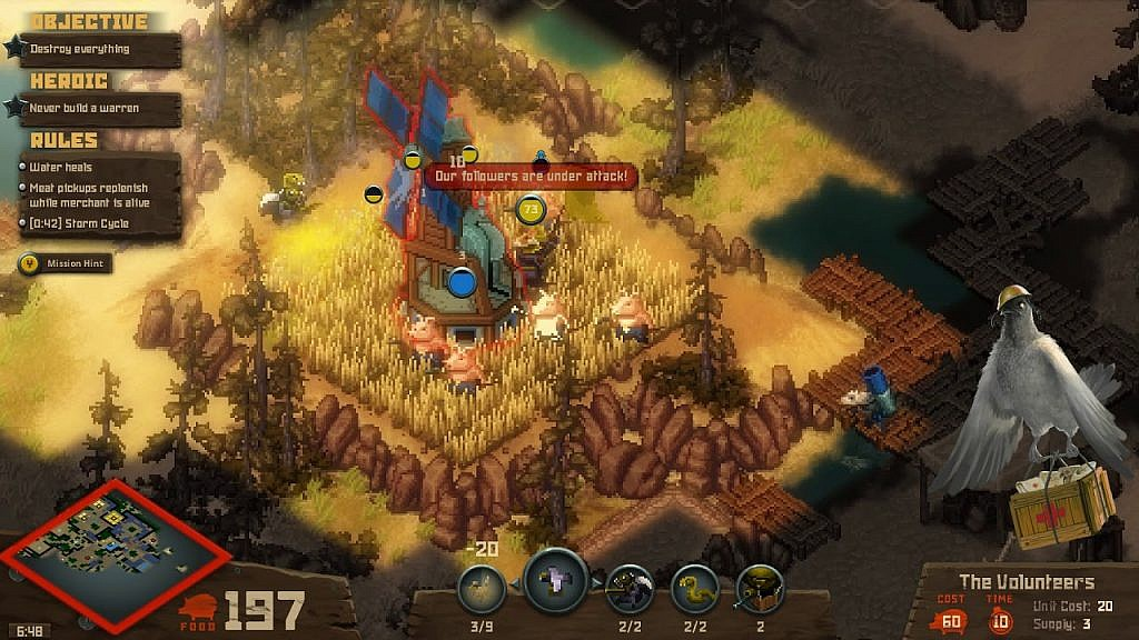 Tooth and Tail - Gameby.pl