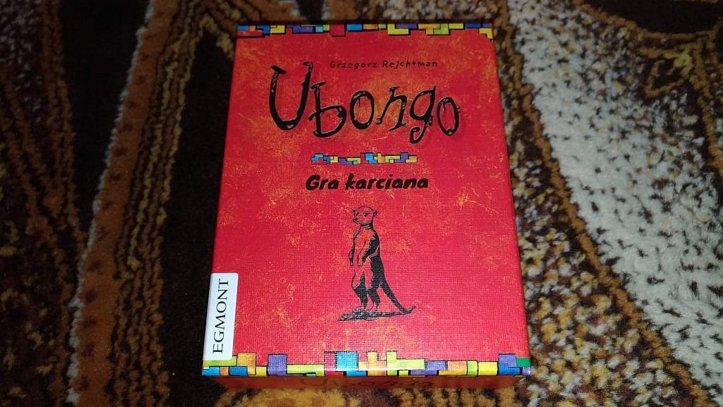 Ubongo: gra karciana - GameBy.pl
