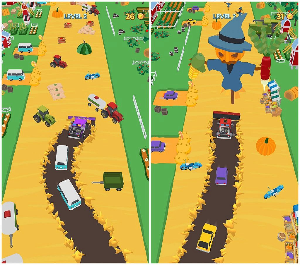 Clean Road - GameBy.pl