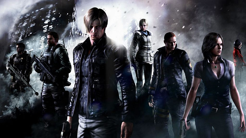Czy Resident Evil to marna kopia Alone in the Dark?