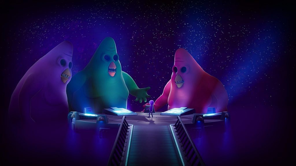 Trover Saves the Universe - GameBy.pl