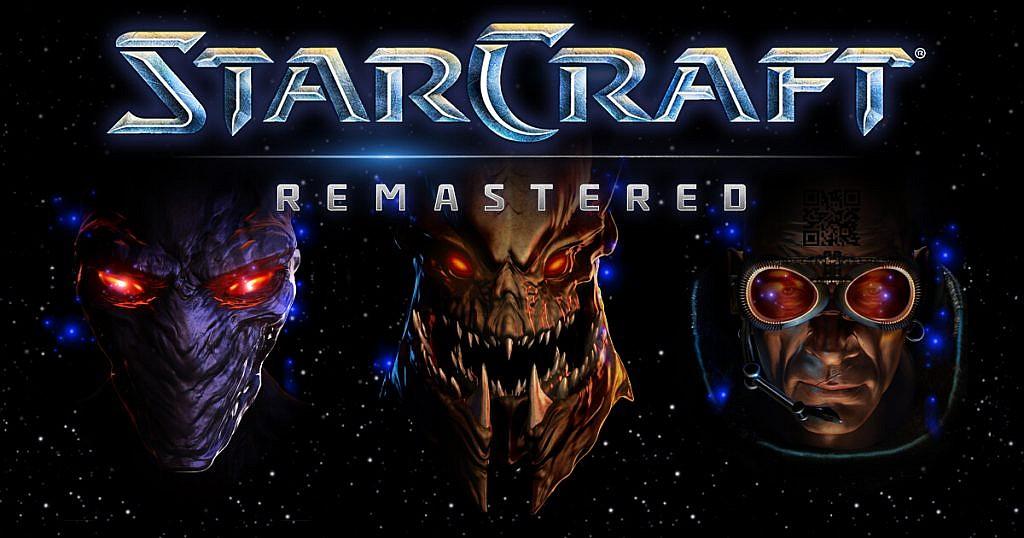 StarCraft Remastered-remastery