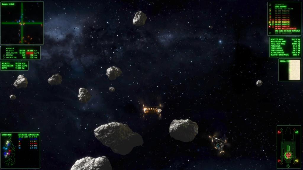 Delta V: Rings of Saturn - GameBy.pl