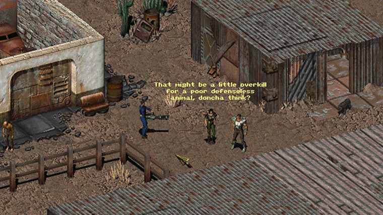 Fallout 1 - GameBy.pl
