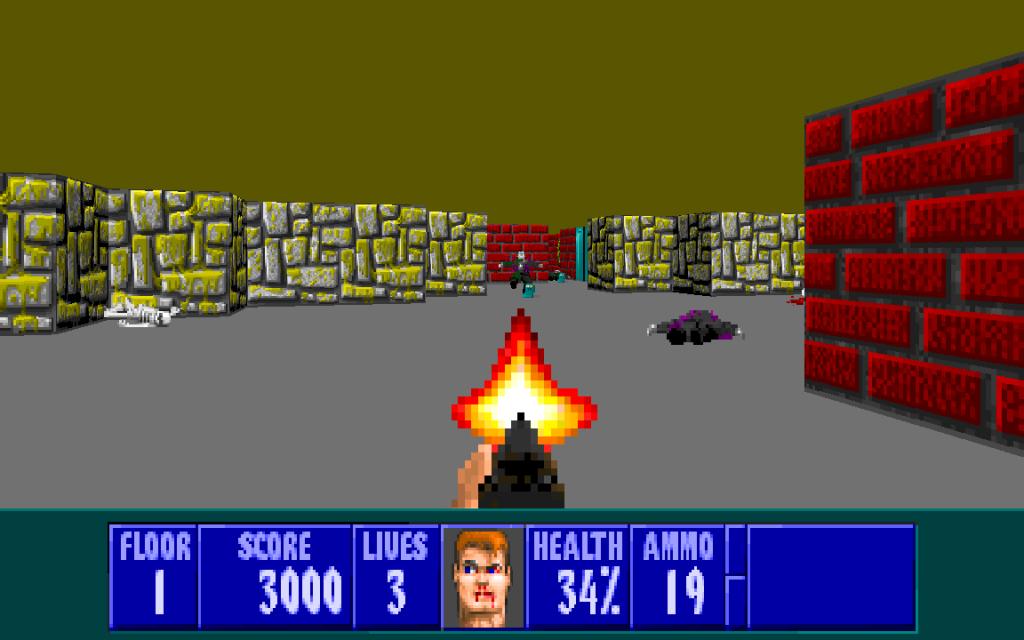 Wolfenstein 3D - GameBy.pl