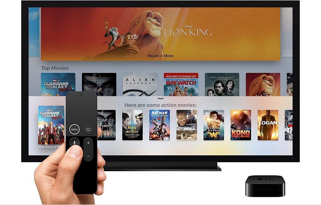 Smart home z HomeKit i Siri - Apple TV - GameBy.pl