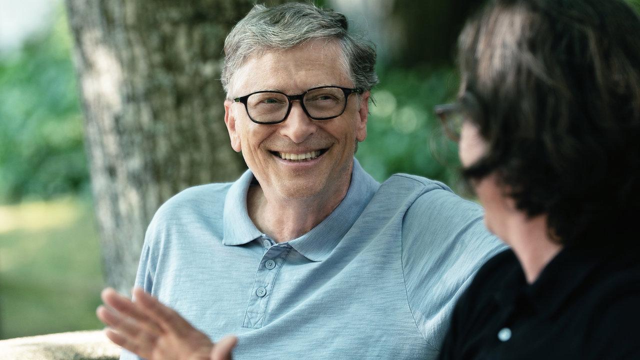 W głowie Billa Gatesa - Rozmowa z dziennikarką - Gameby.pl