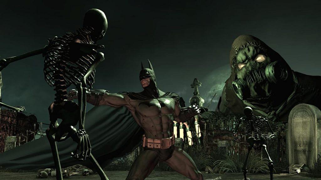 Batman za darmo - GameBy.pl