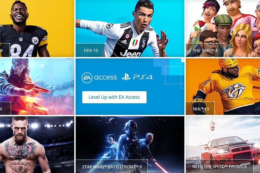 EA Access abonamenty dla graczy - Gameby.pl