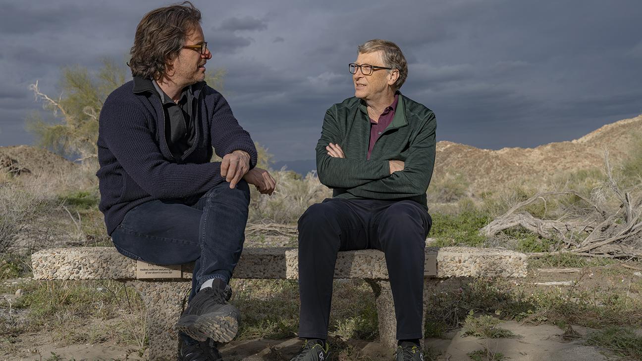 W głowie Billa Gatesa - Gameby.pl