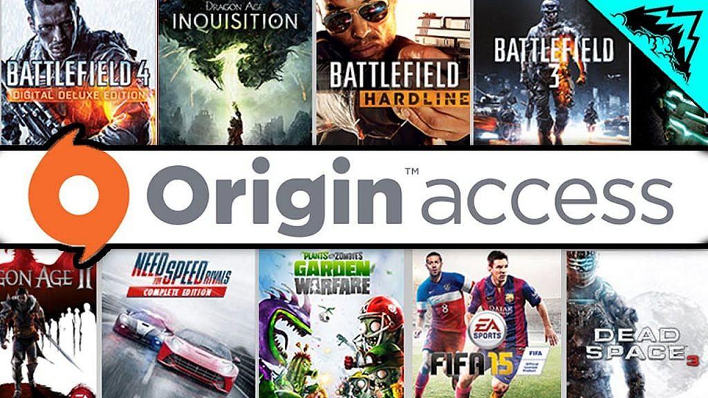 Origin access - Gameby.pl