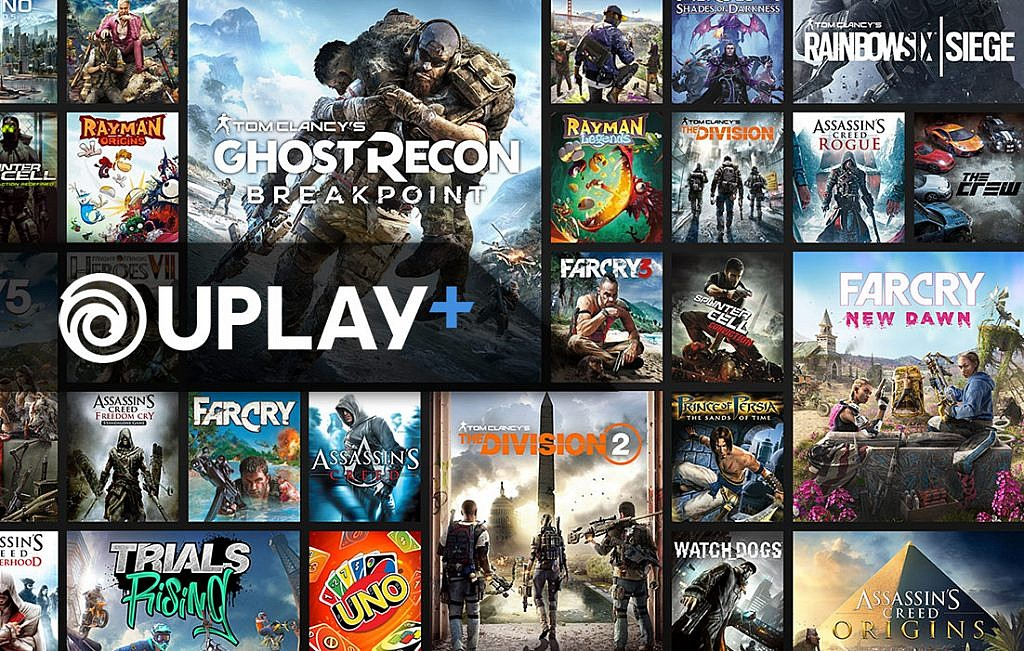 Uplay+ - Gameby.pl