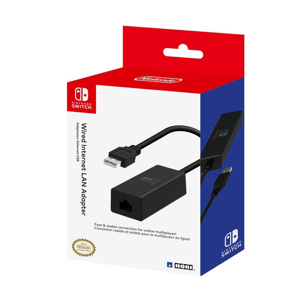 Akcesoria Nintendo Switch LAN Adapter - GameBy.pl