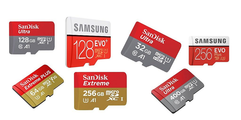 Akcesoria Nintendo Switch microSD - GameBy.pl